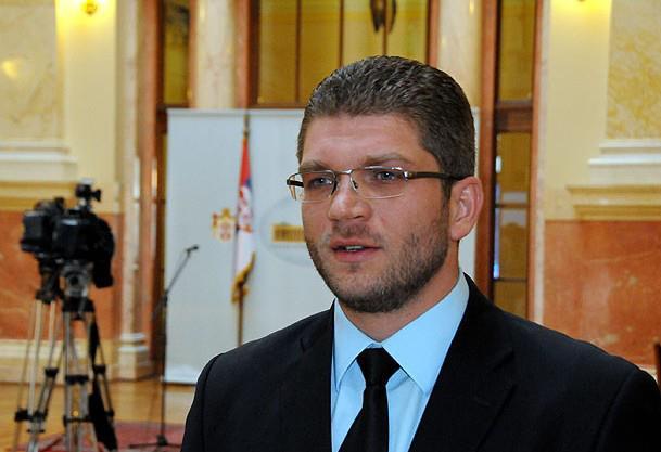 Delegacija Savjeta evrope u posjeti skupštini Republike Srbije