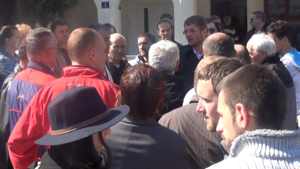 Emir Elfić, nosilac Liste nacionalnih zajednica boravio je danas u Prijepolju